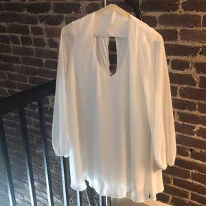 Show Me Your Mumu Long-Sleeve Mini Dress